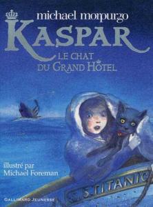 Kaspar, le chat du grand hotel